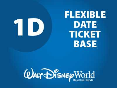 Ingresso Disney Park Hopper Plus Flexível - 1 Dia