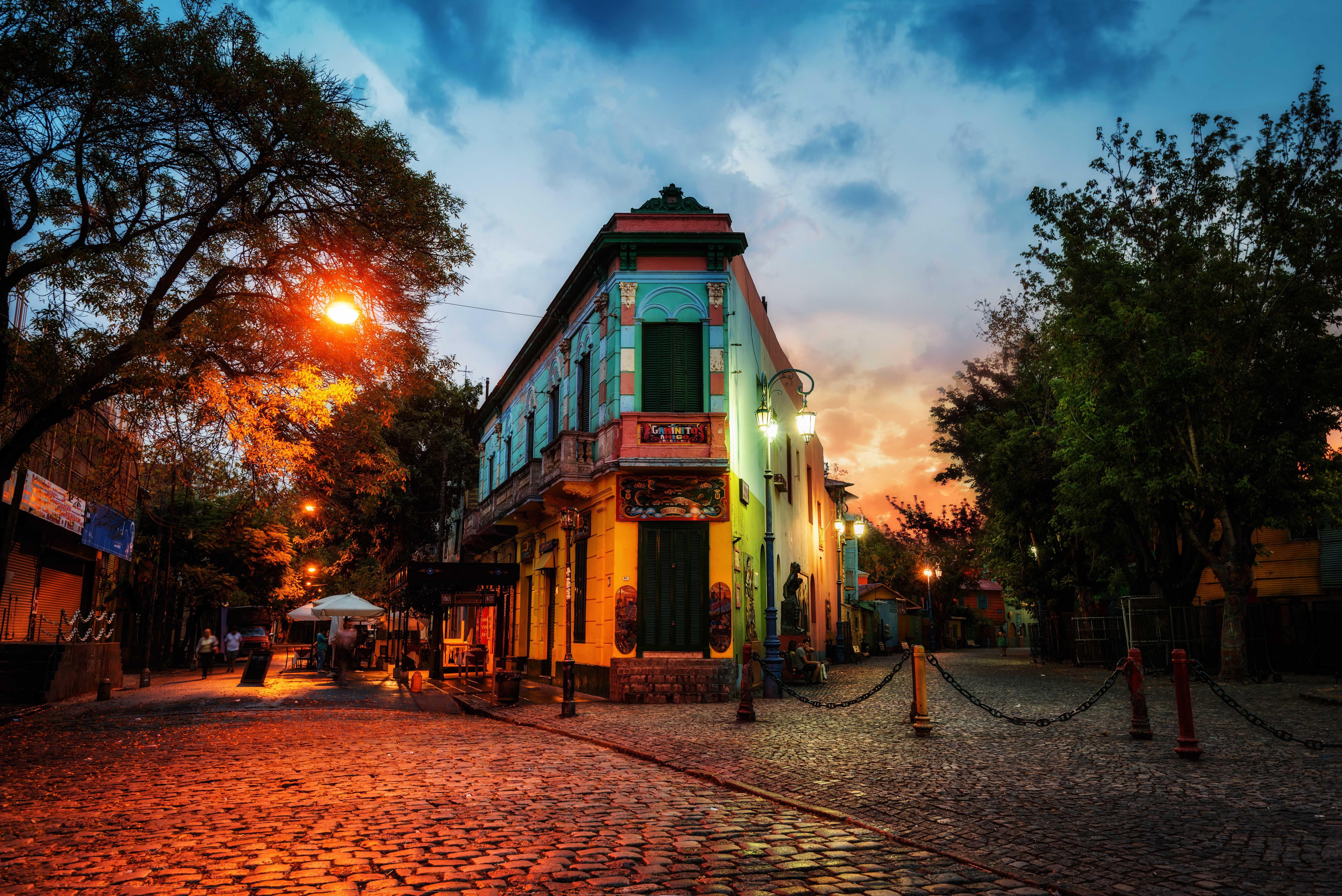 Buenos Aires de Presente