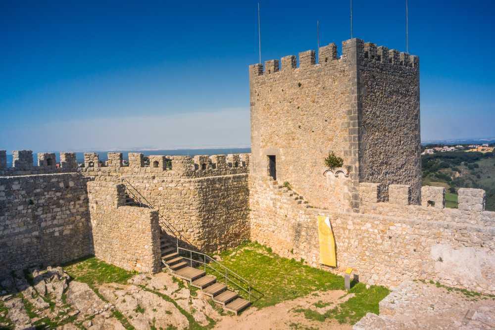 Arrábida, Sesimbra, Setúbal e Palmela | Tour Privativo de Dia Inteiro (saída da Lisboa)
