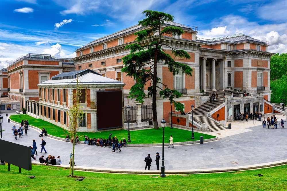 Madrid   Tour Regular de Meio Dia com visita ao Museu do Prado (Manhã)
