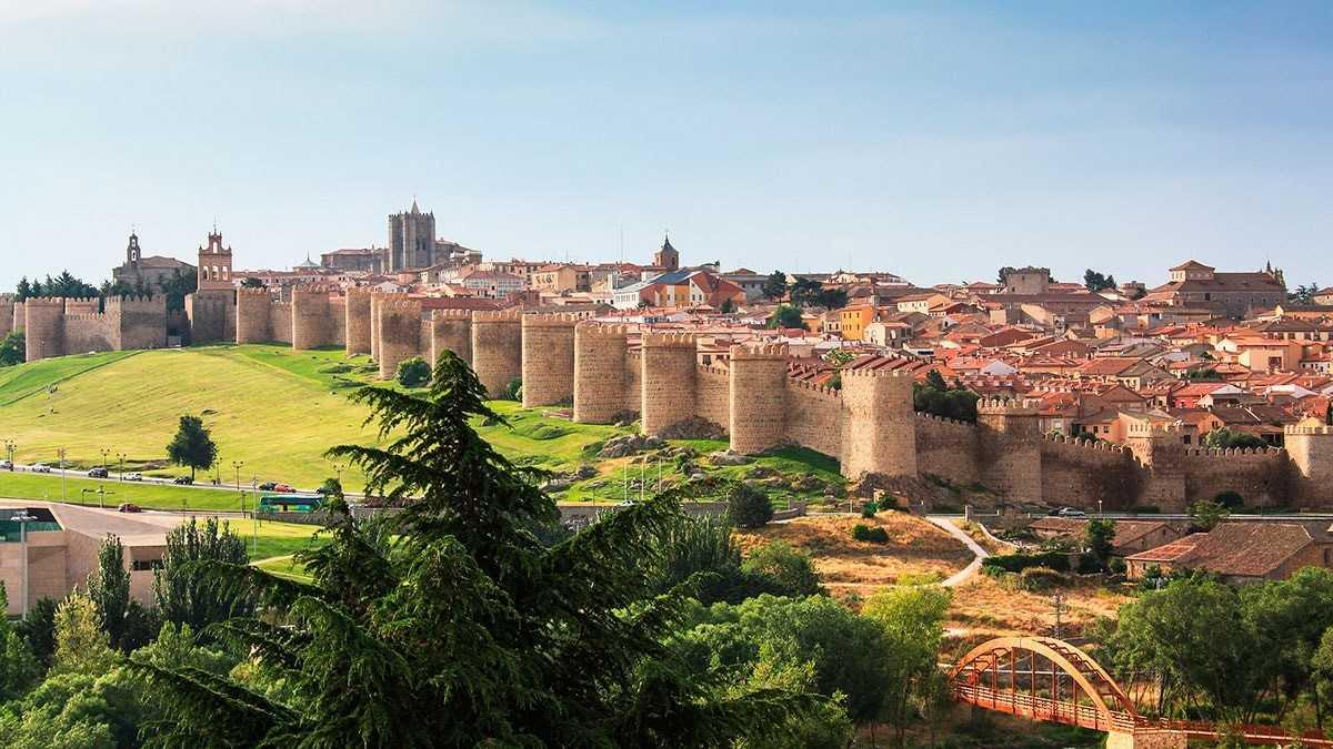 Ávila e Segóvia   Tour Privativo de Dia Inteiro (saída de Madrid)