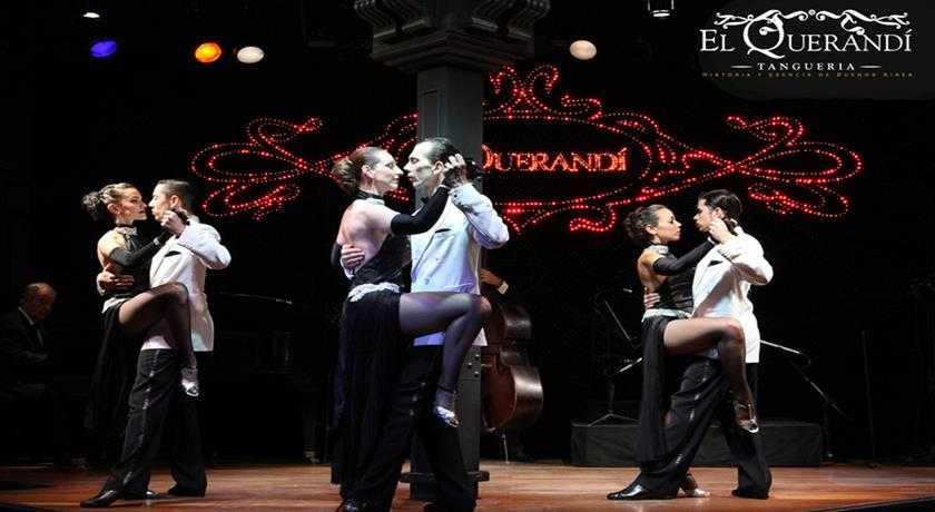 Jantar e Show de Tango - El Querandi com Traslado - Regular
