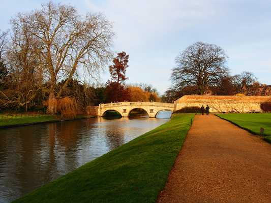 Cambridge - Inglaterra