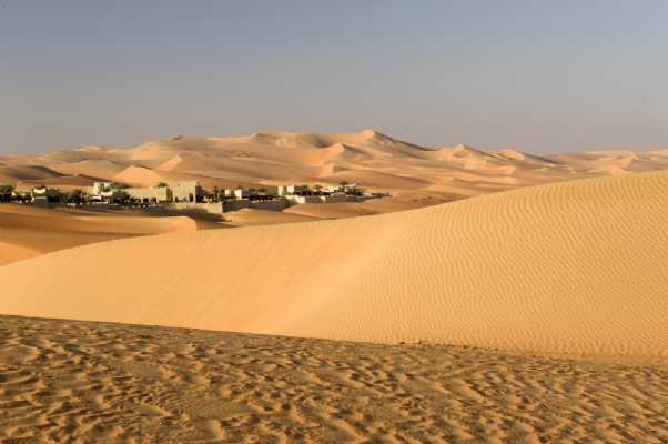Abu Dhabi - Emirados �rabes Unidos