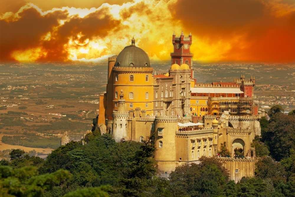 Sintra, Cabo da Roca, Cascais e Estoril | Tour Regular de Meio Dia (Tarde))