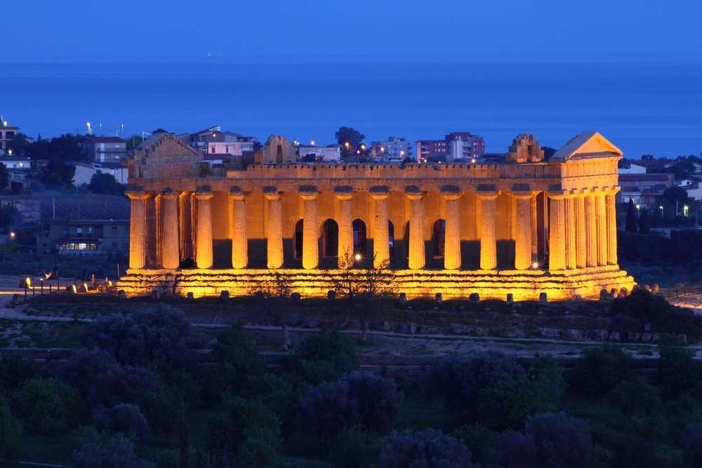 Sul da Itália - Roma-Palermo - IT126VE