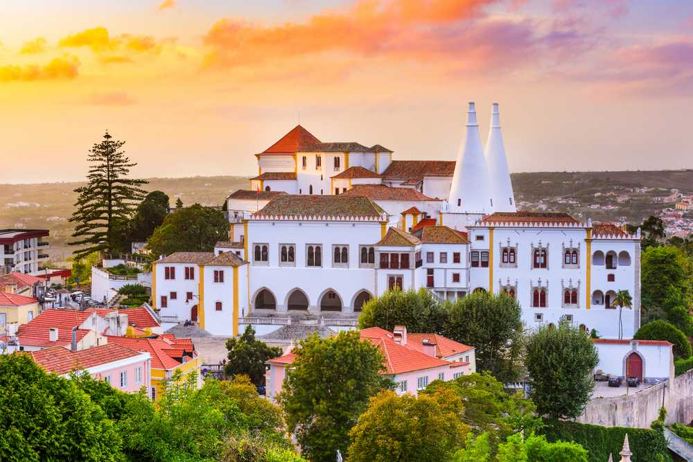 Palácios Reais de Sintra | Tour Regular de Dia Inteiro sem Almoço