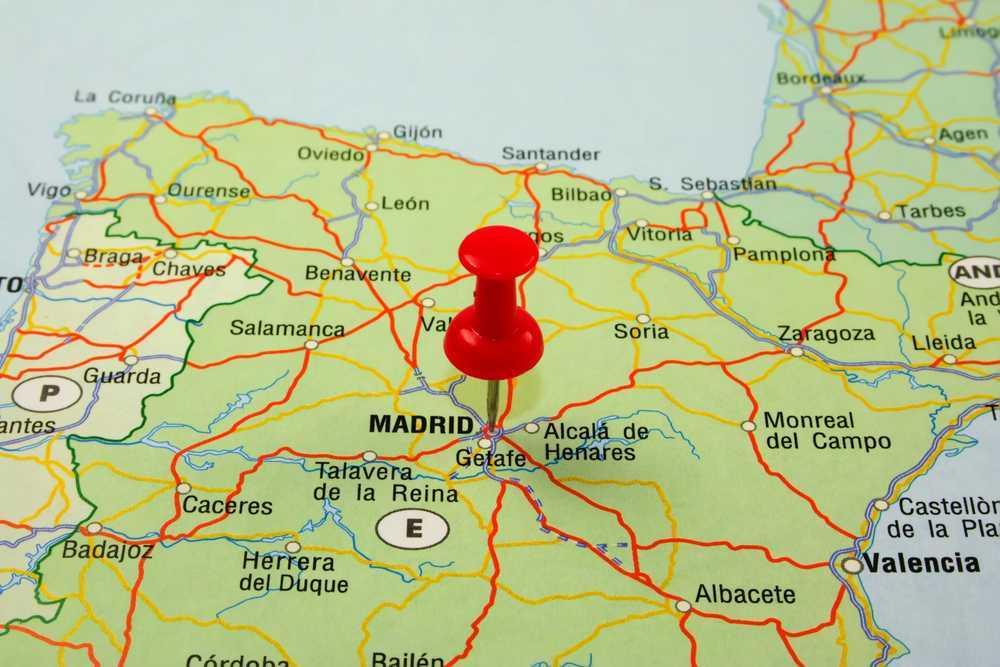 Traslado Privativo Estação de Trem Madrid (Atocha) / Hotel em Madrid
