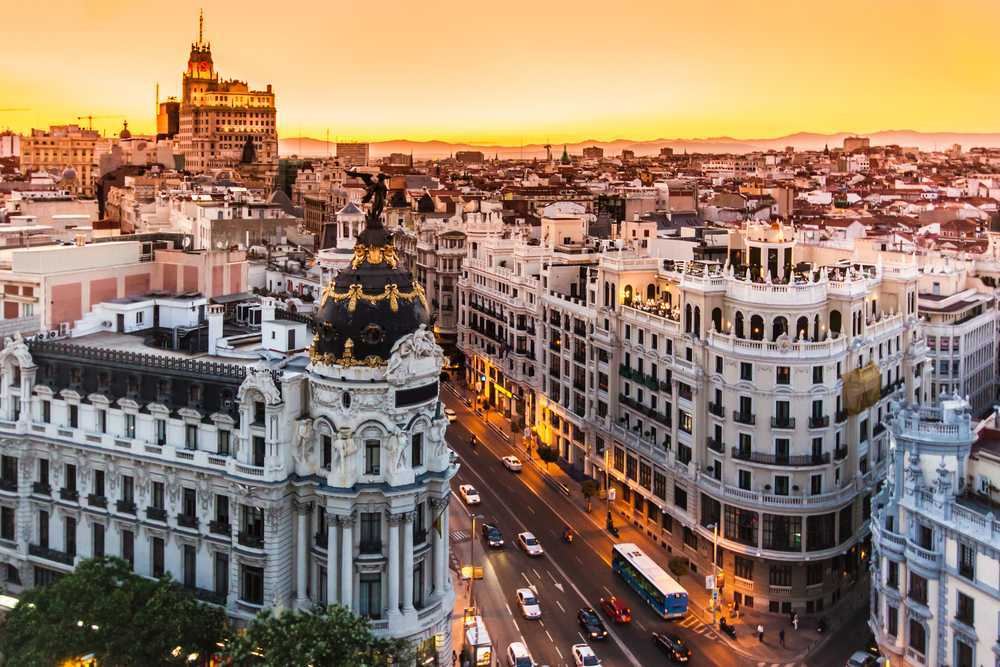 Madrid | Tour Privativo Noturno