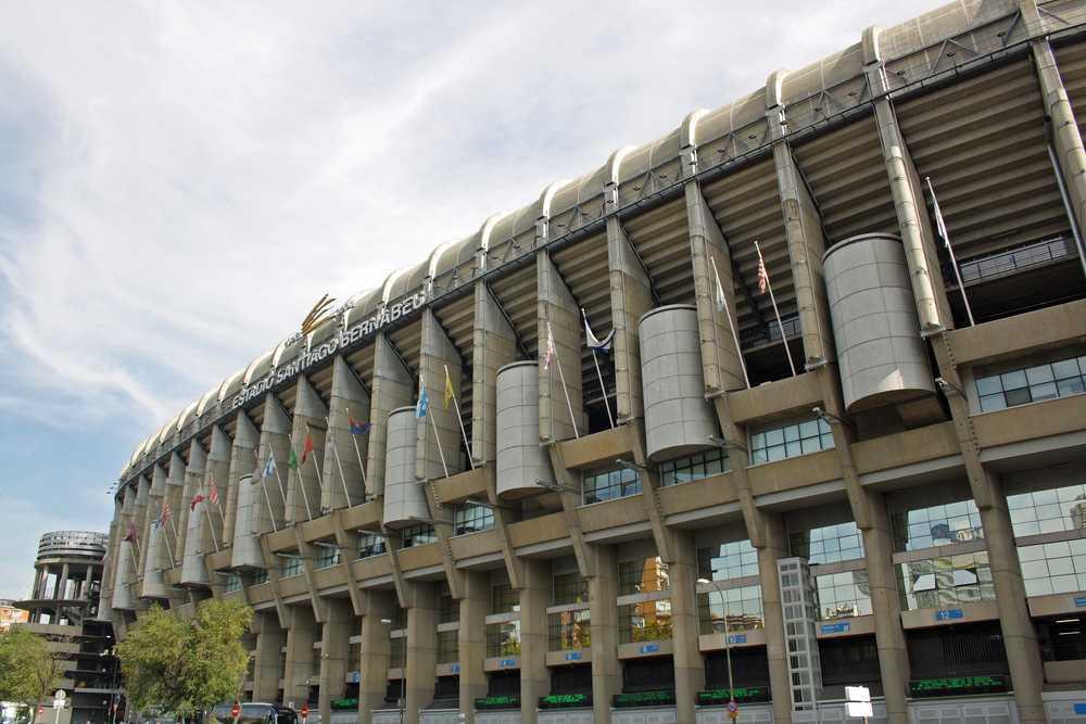Madrid | Tour Santiago Bernabeu (Só Entrada)