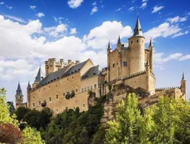 Segóvia - Cidade Medieval de Pedra | Tour Regular de Dia Inteiro